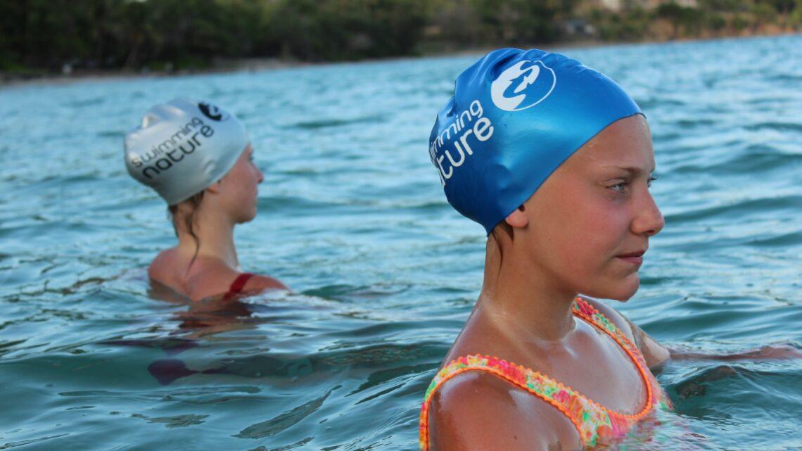 Swimming Nature Children Swimming